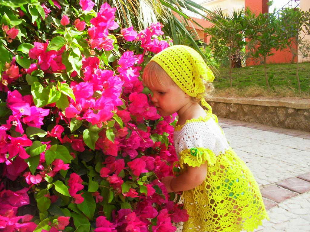 Цветочное счастье!. Летний образ