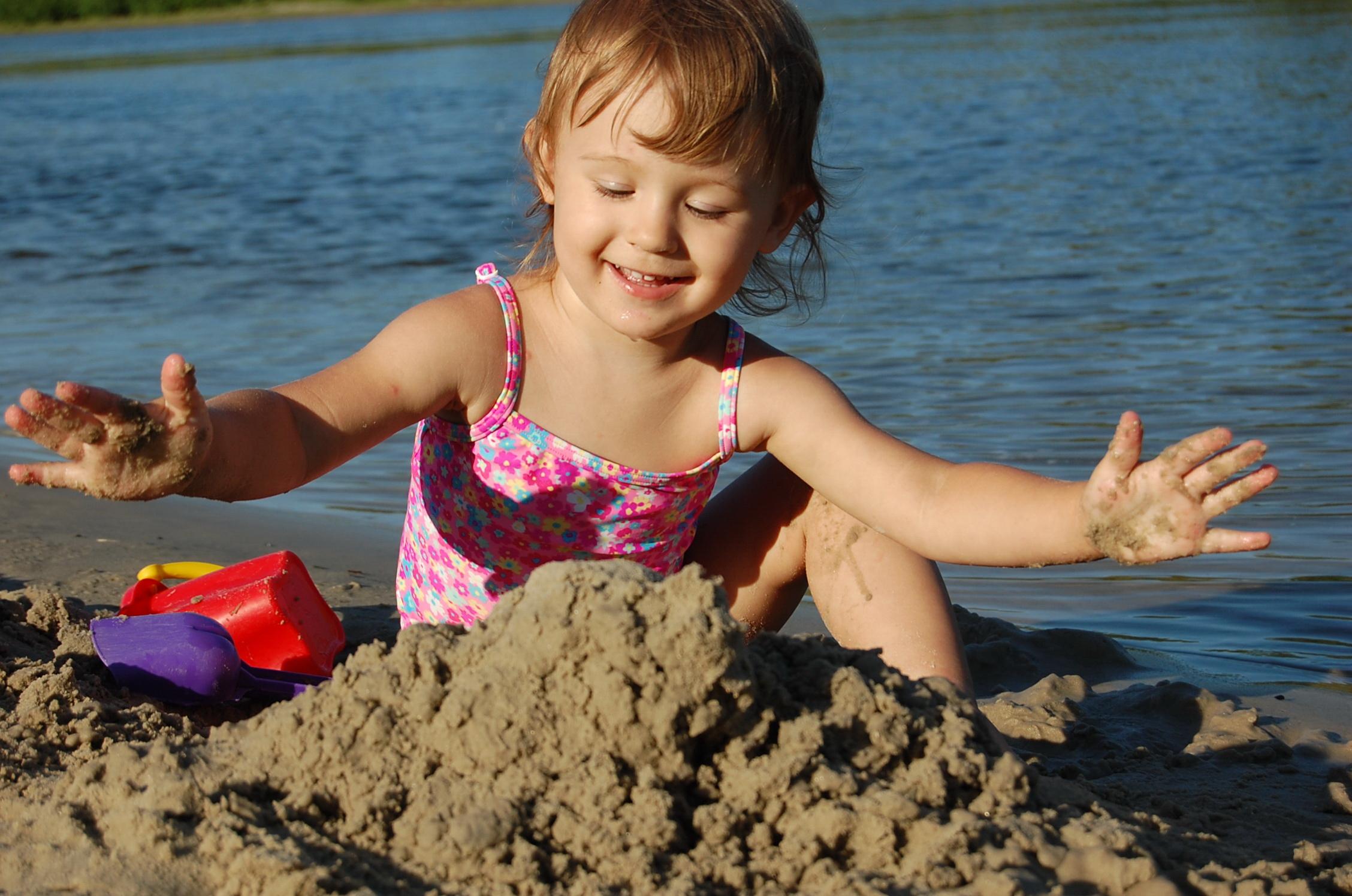 Мой песочный замок. По морям, по волнам...