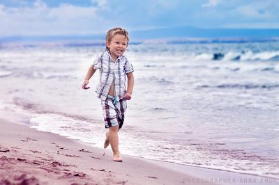 Бегом.... По морям, по волнам...