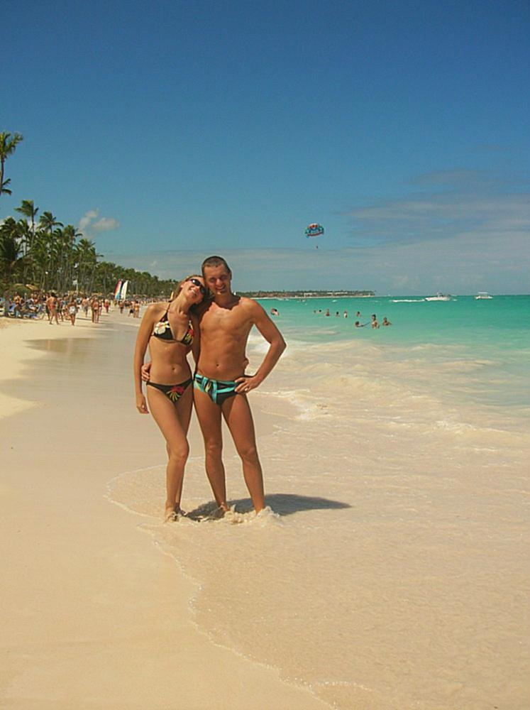 отпуск в Доминикане. По морям, по волнам...
