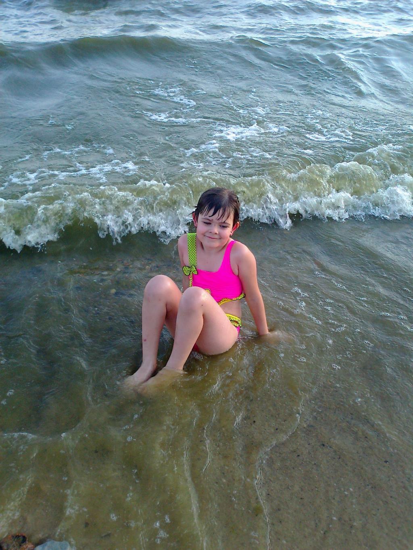 моя русалочка. По морям, по волнам...