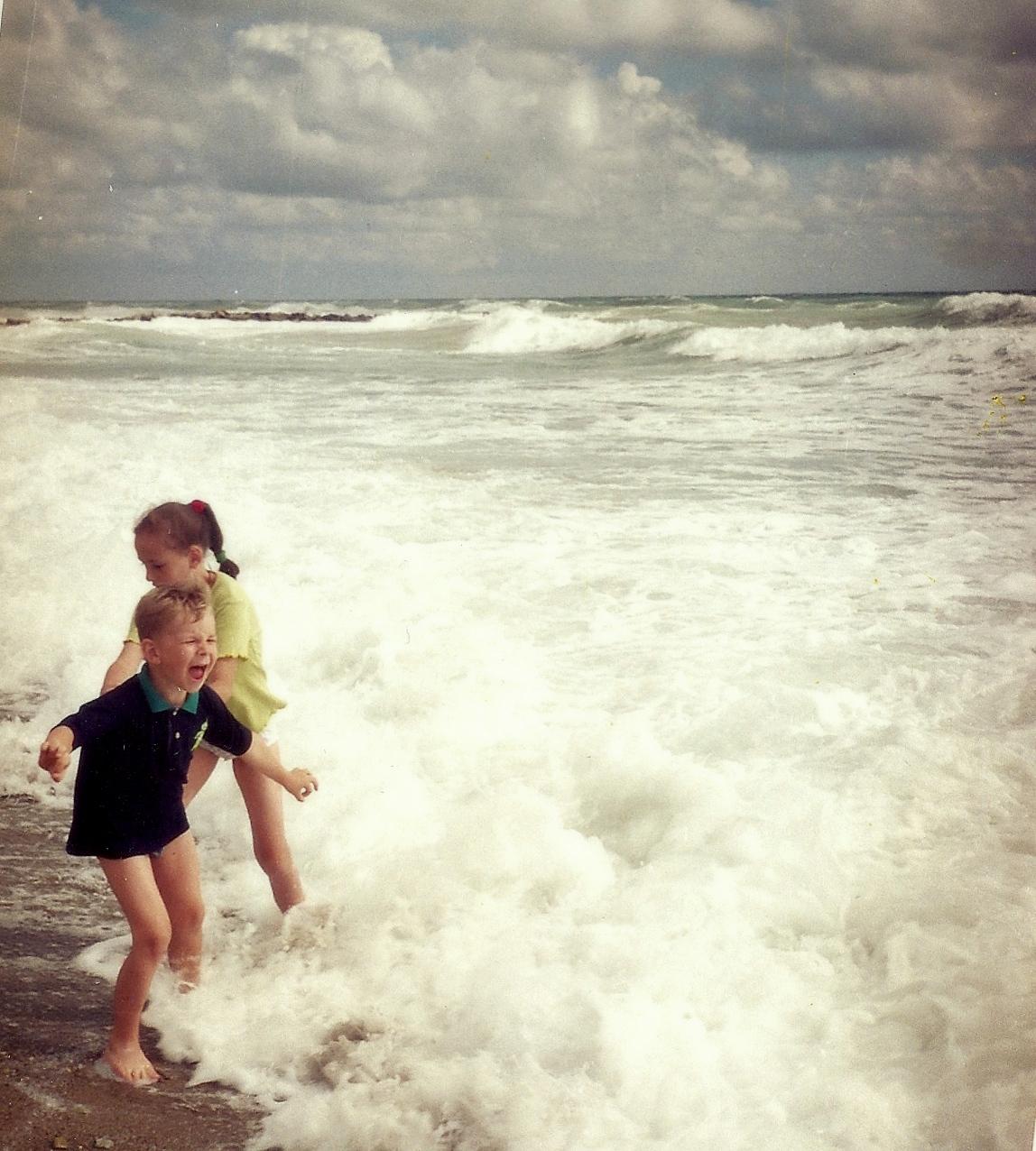 Волны. По морям, по волнам...
