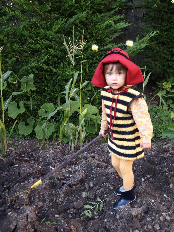 Я - Пчёлка.