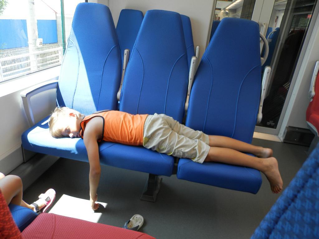 Устал от путешествий. Закрытое голосование фотоконкурса 'Юный путешественник'
