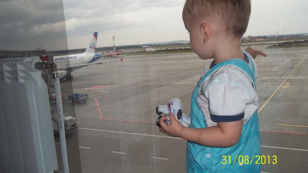 Хабаровск-Питер. Первым делом - самолеты!