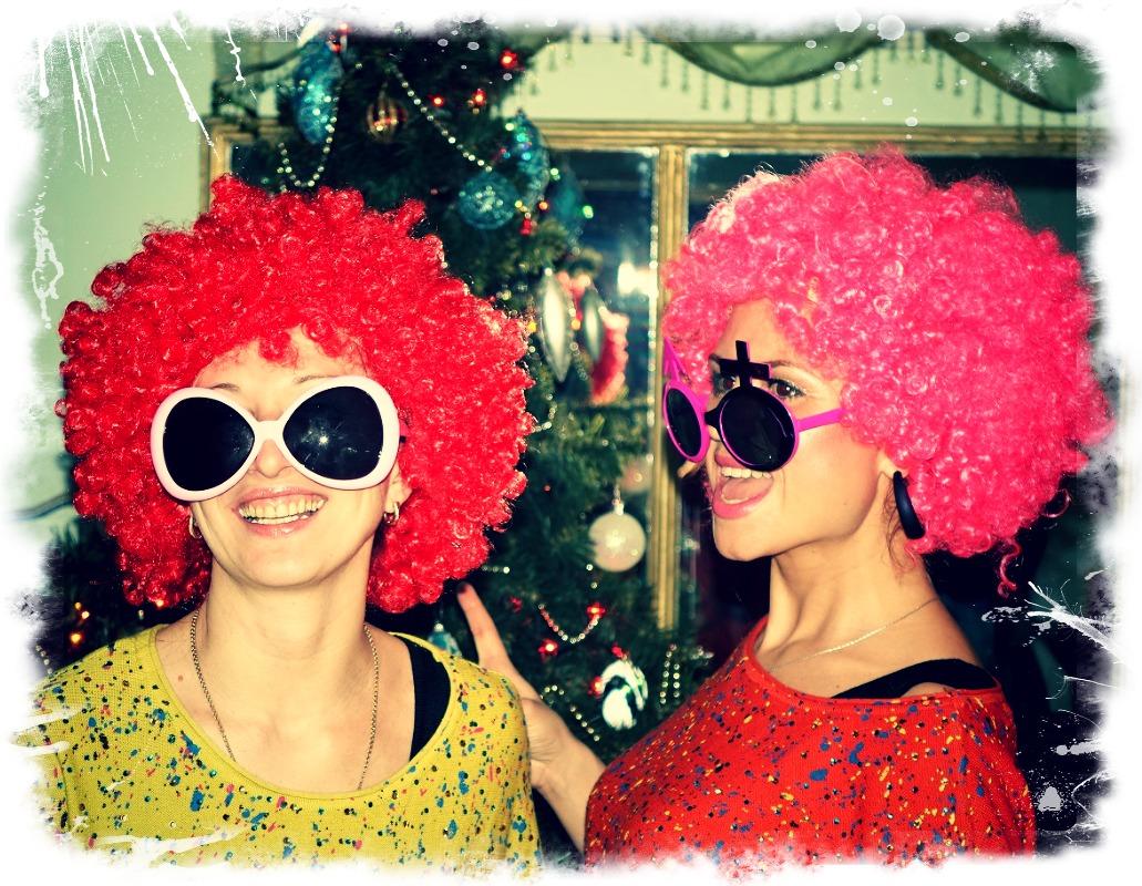 Новый год в стиле Диско!. Карнавальные костюмы