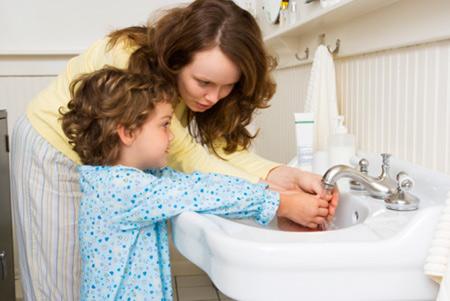 Когда необходимо мыть руки