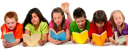 Как увлечь ребенка книгой