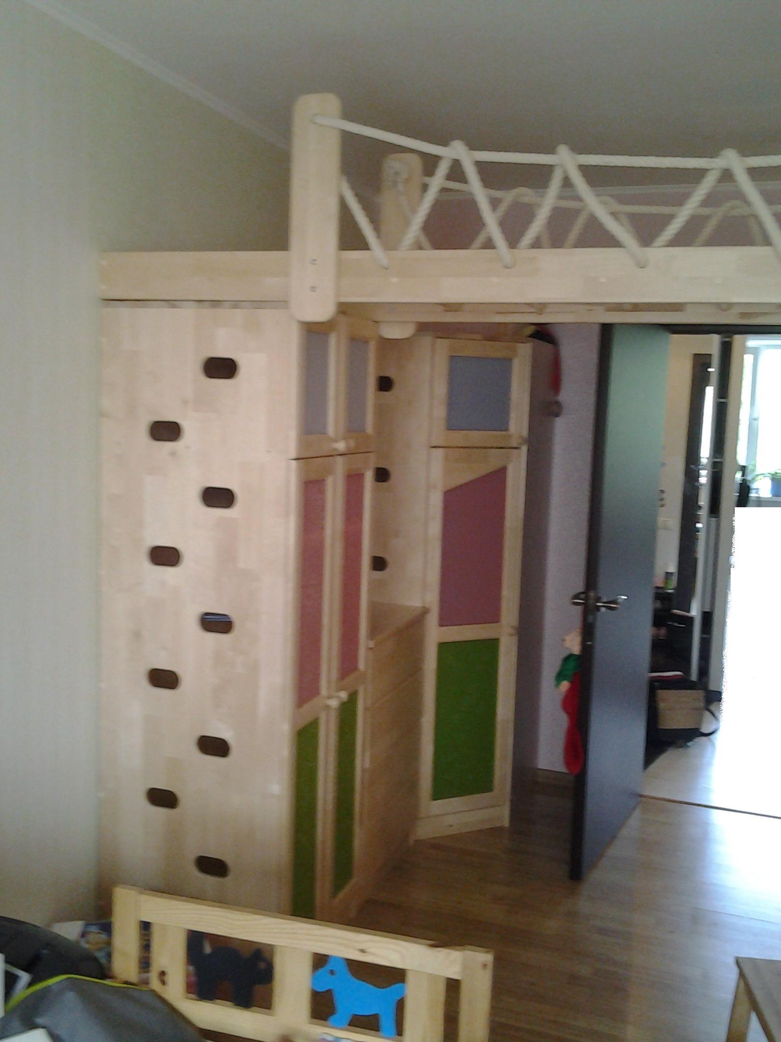 Волшебный шкаф от Полосатой Лошадки.