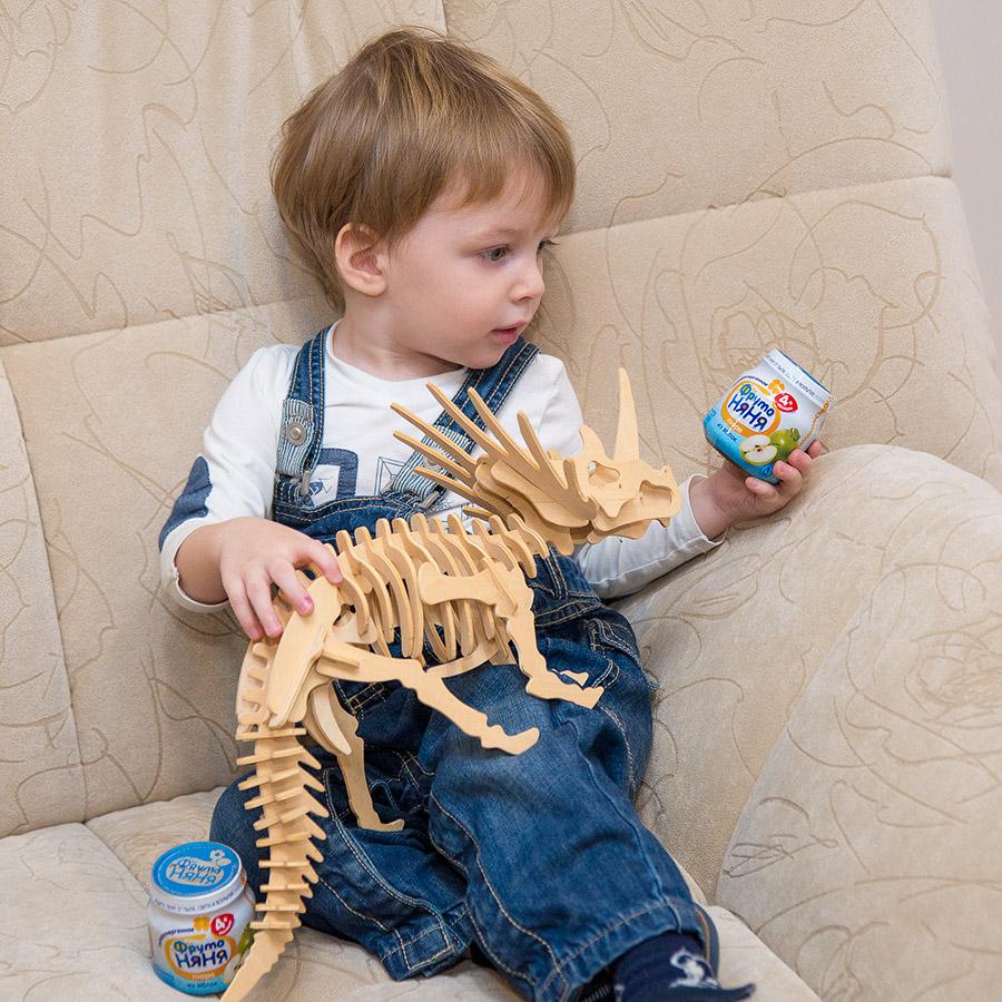 Если бы динозавры если Фруто-няню,. Закрытое голосование фотоконкурса 'Я и 'ФрутоНяня'