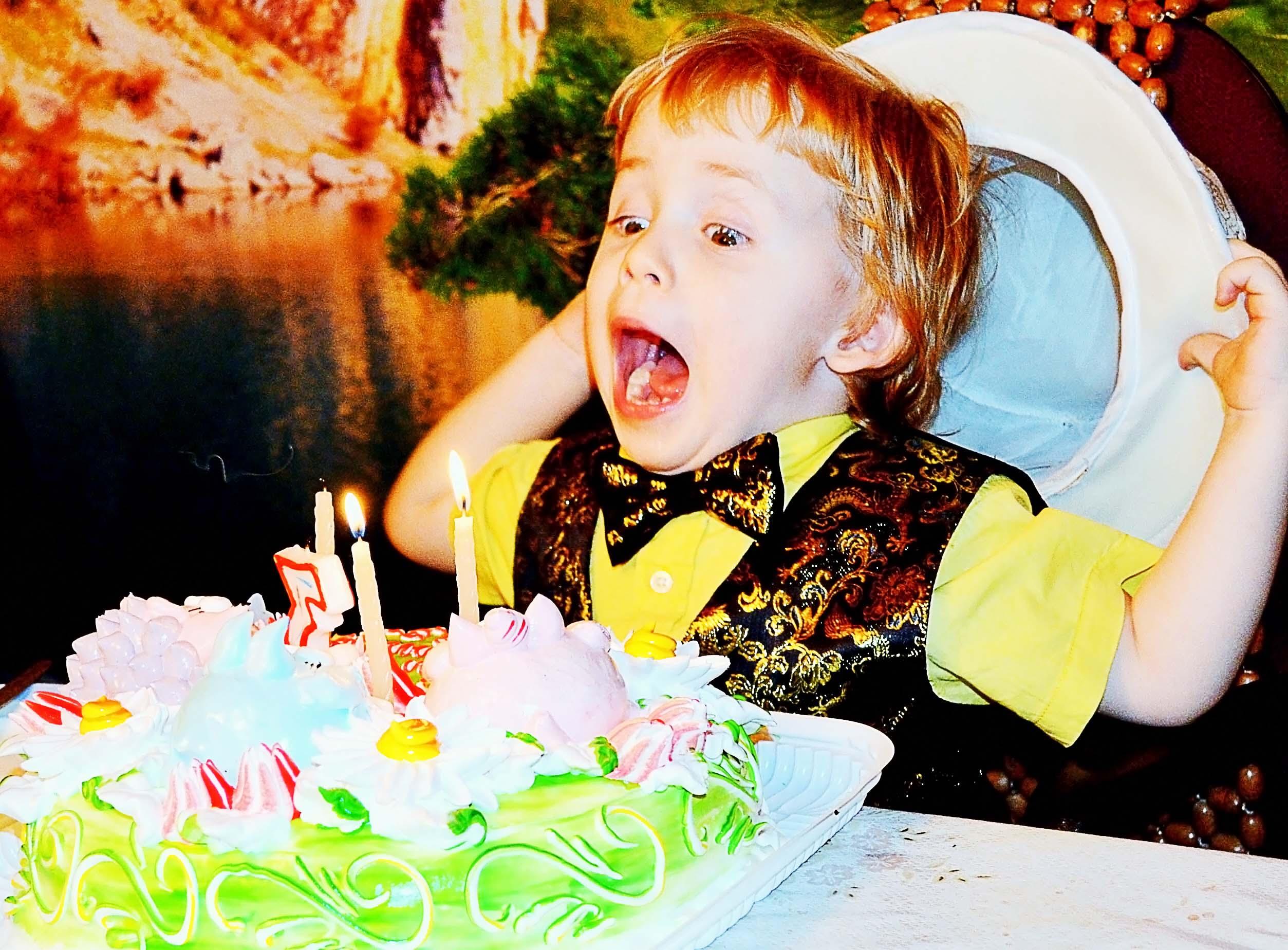 Мой 3 день рождения!!!. Именинный пирог