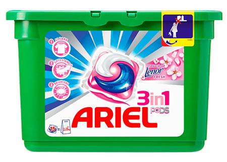 Ariel 3в1 PODS
