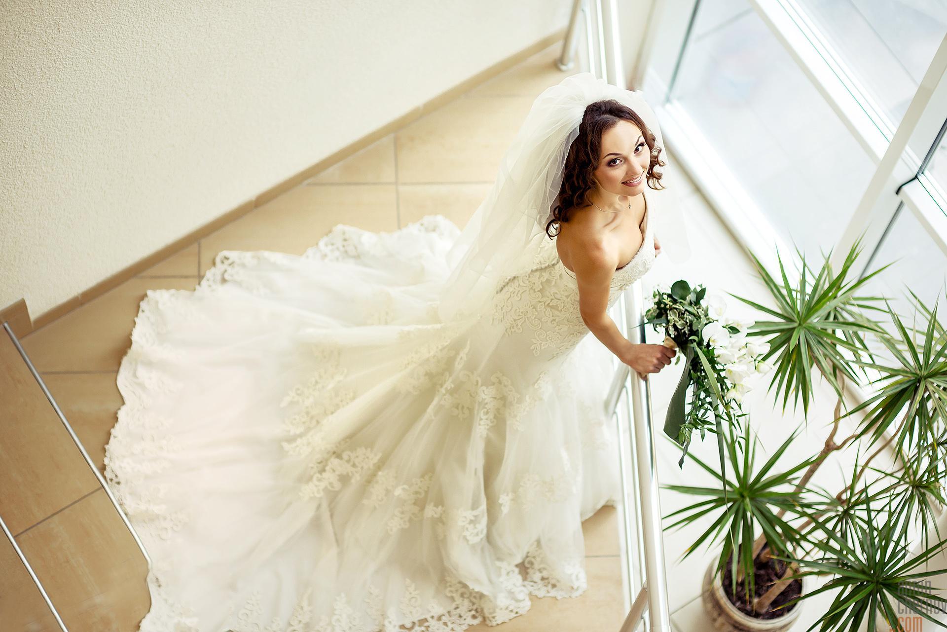 Можно ли фотографировать невесту одну