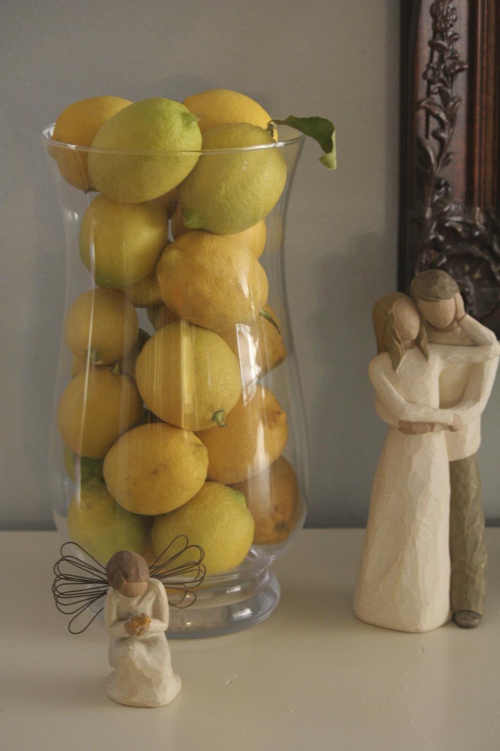 Солнечное настроение в вазе. Блиц: желтое