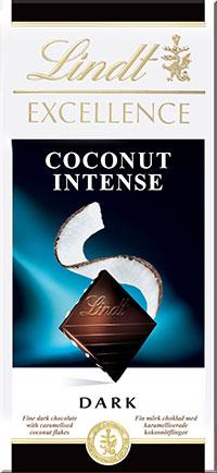 Lindt Excellence кокос