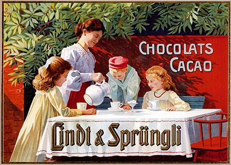 Шоколад Lindt