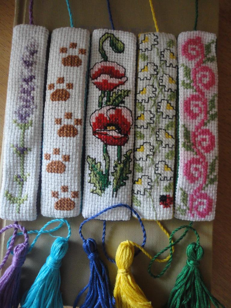 Закладки для дочки.