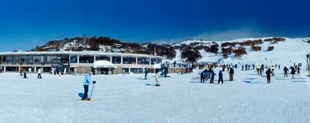Perisher Ski Resort, Австралия