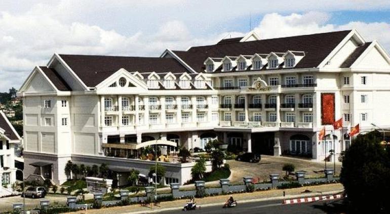 Sammy Dalat Hotel.