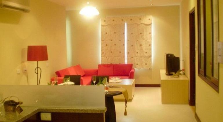 Vinh Trung Plaza Apartments - Hotel.