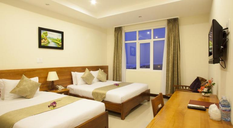 Starlet Hotel Da Nang.