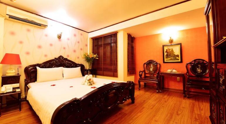 Hanoi 3B Hotel.