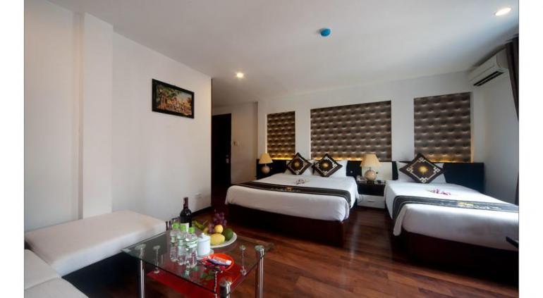 La Suite Hotel & Spa.