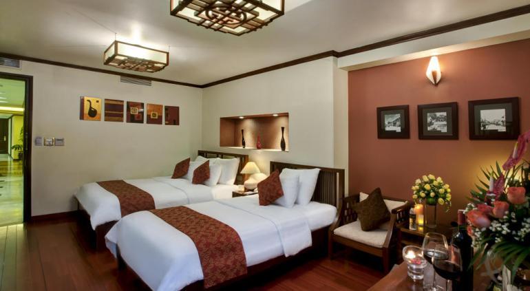 Golden Lotus Hotel.