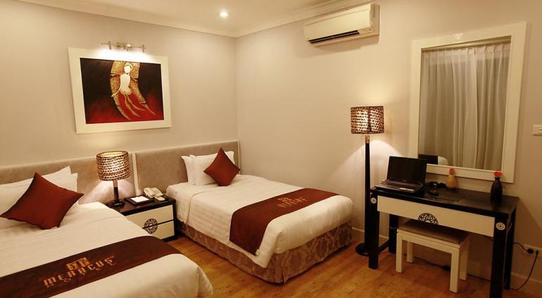 Hanoi Meracus Hotel 1.