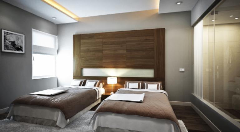 Eco Luxury Hotel.