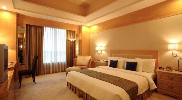 New World Saigon Hotel.