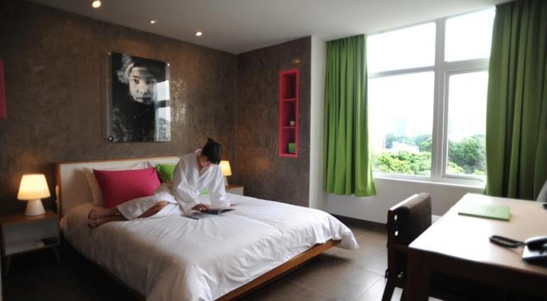 Emm Hotel Saigon.