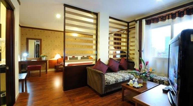 Asian Ruby Luxury Hotel.