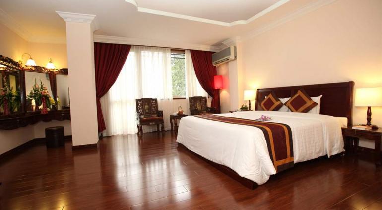 Saigon Garden Hotel.