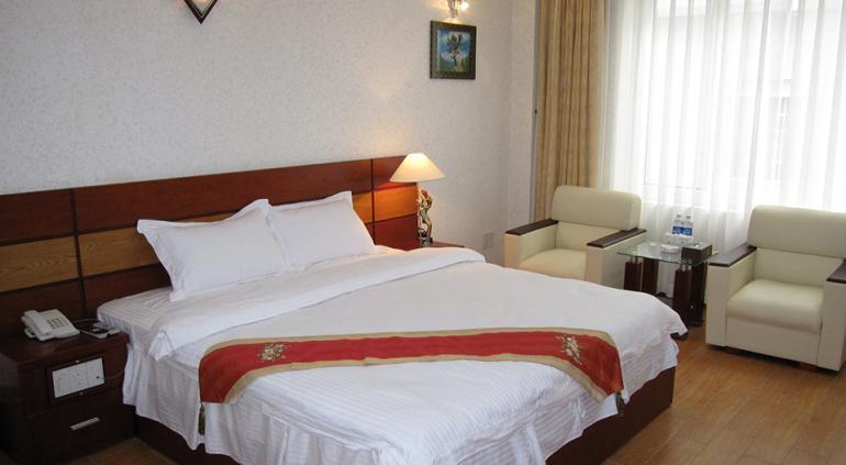 Blue Ocean Hotel Saigon.