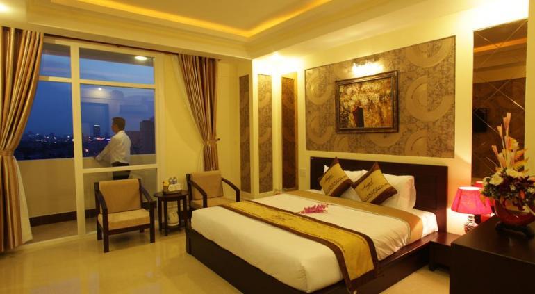 Angel Hotel Danang.
