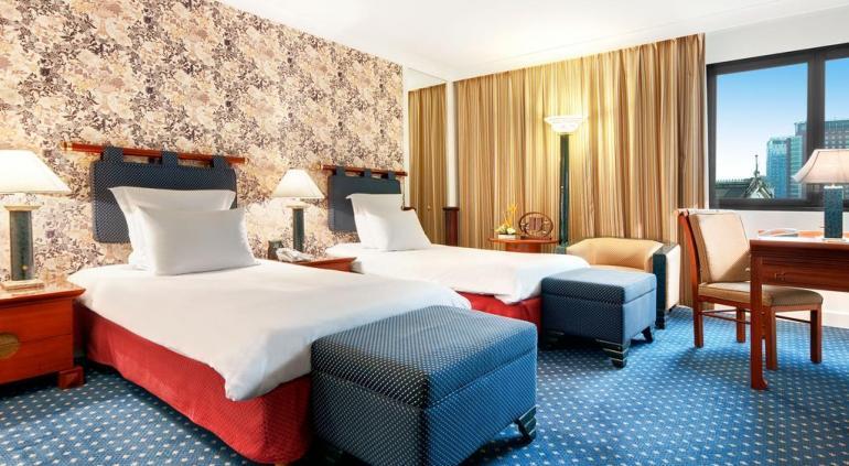 Hilton Hanoi Opera Hotel.