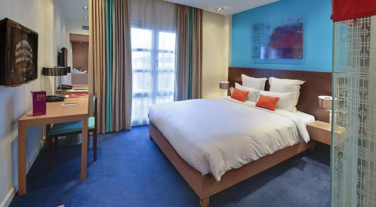 Mercure Hanoi La Gare Hotel.