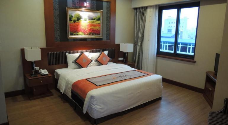 Hanoi Larosa Hotel.