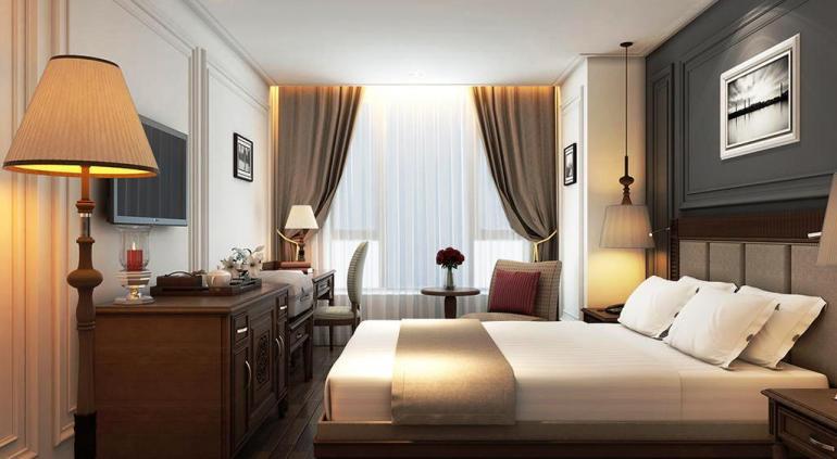 Hanoi Pearl Hotel.