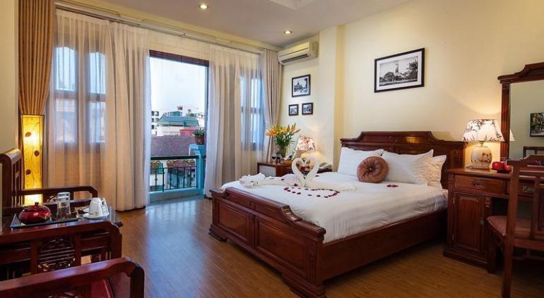 Hanoi Chic Hotel.