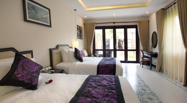 Hoi An Silk Village Resort & Spa.