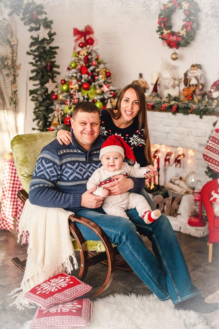 Ожидание сказочного праздника всей семьей. Новый год к нам мчится!