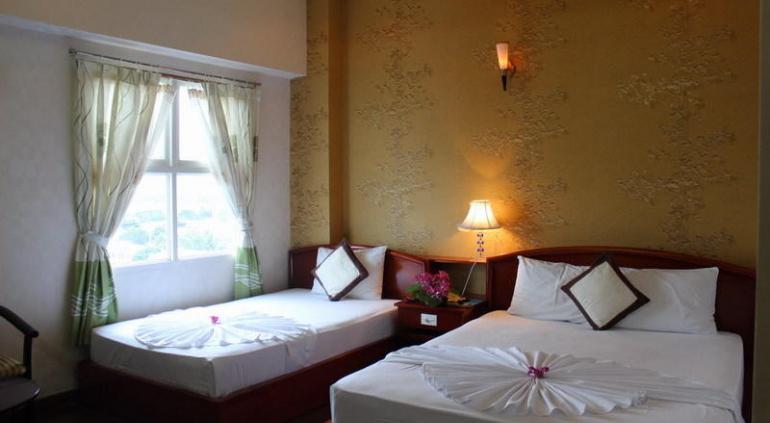 Nha Trang Beach Hotel.