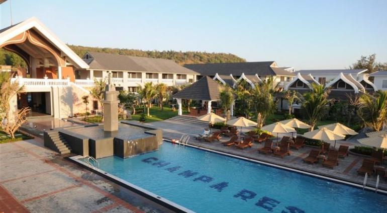 Champa Resort & Spa.