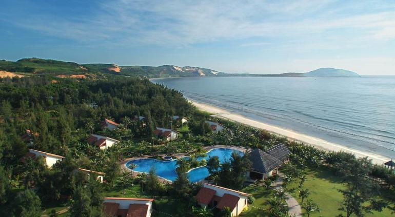 Pandanus Resort.