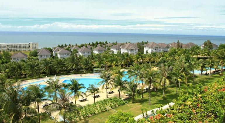 An Phu Beach Villas Mui Ne.