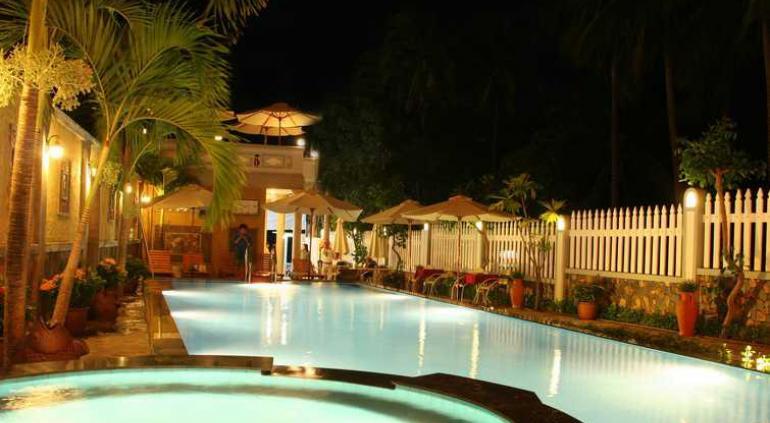 Thao Ha Hotel.