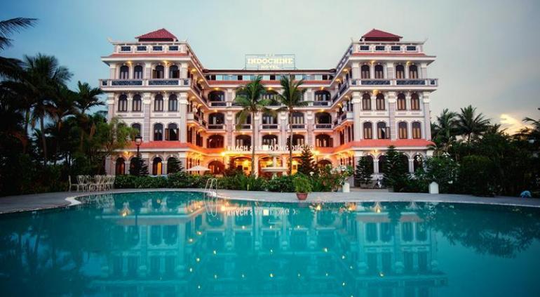 Indochine Hotel Hoi An.