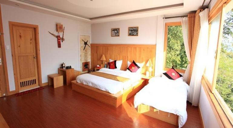 Sapa View Hotel.